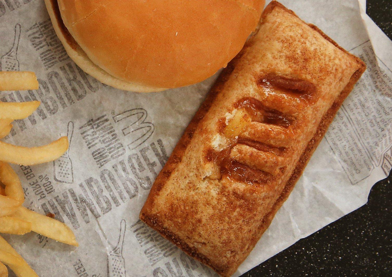 McDonald's apple pie