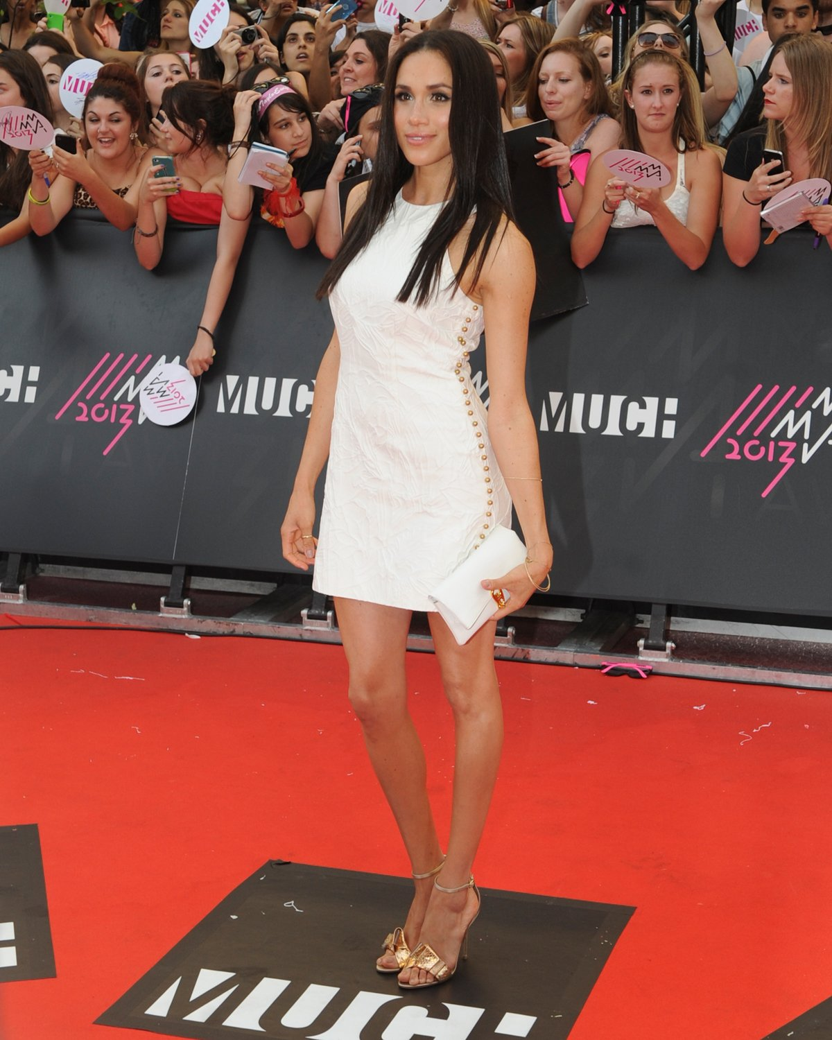 Meghan Markle MuchMusic Video Awards 2013 - Arrivals