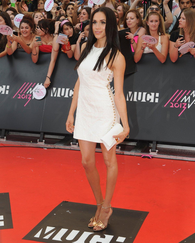 Meghan Markle MuchMusic Video Awards 2013 - Arrivals
