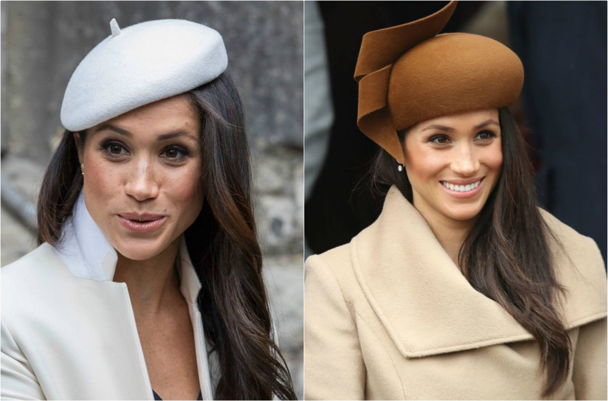 Meghan Markle hats
