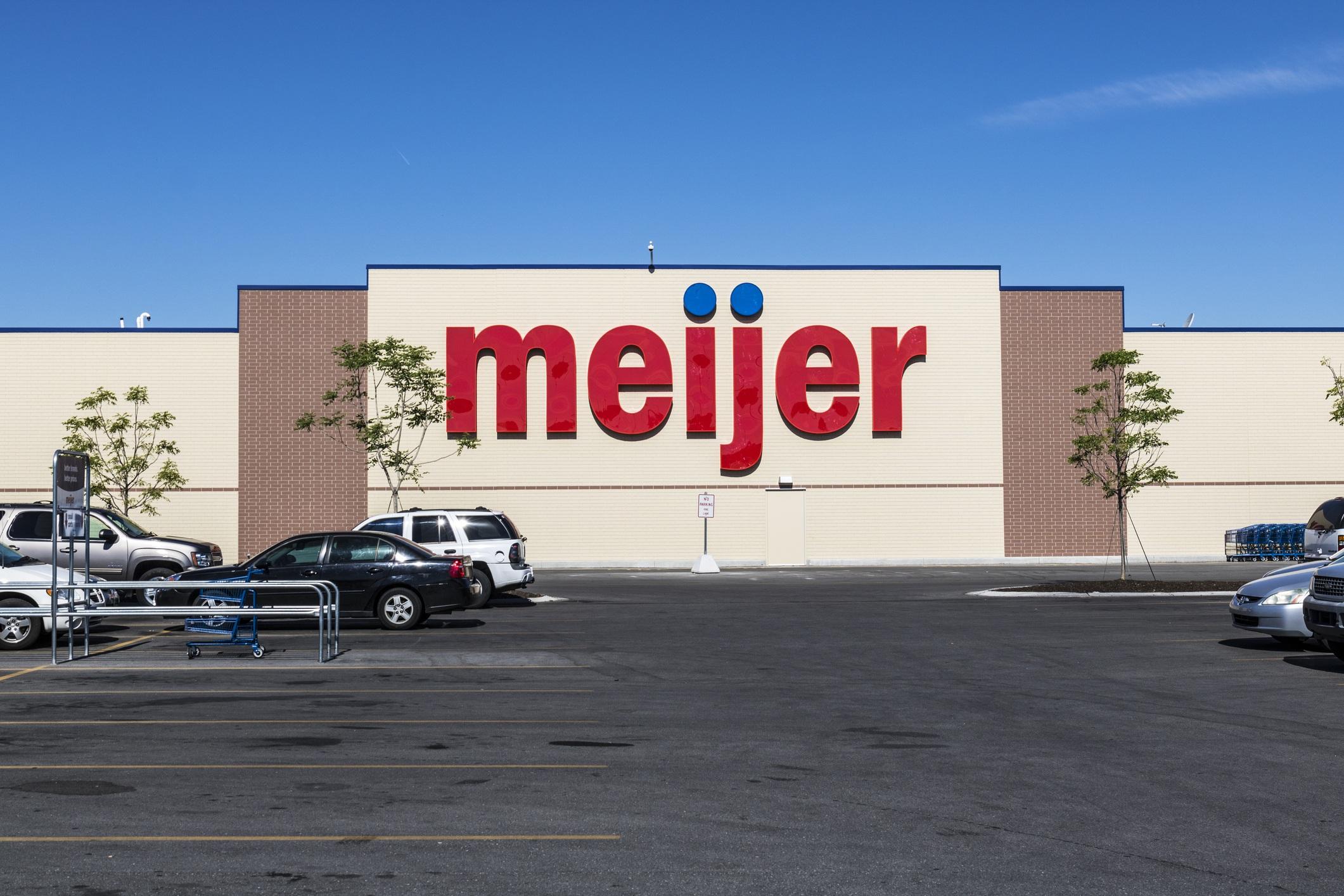 Meijer grocery store