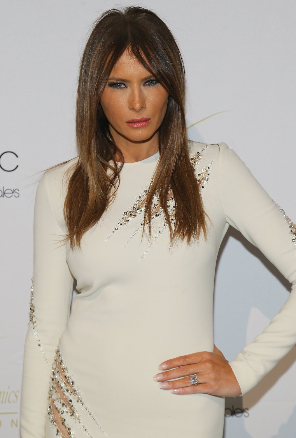 Melania Trump attends European School Of Economics Foundation Vision And Reality Awards