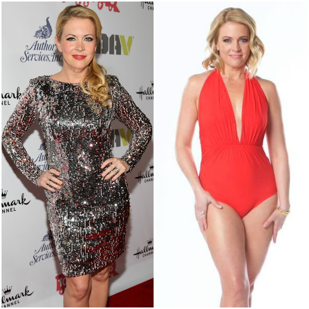 Celebrity weight in the media