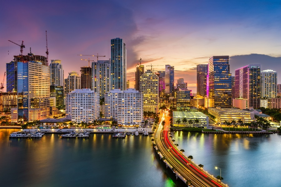 Miami, Florida,