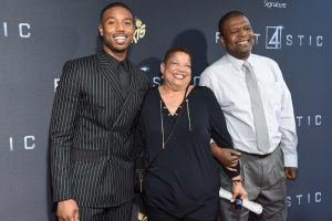 Michael B. Jordan Lives With His Parents For One Important Reason and Honestly, We Get It