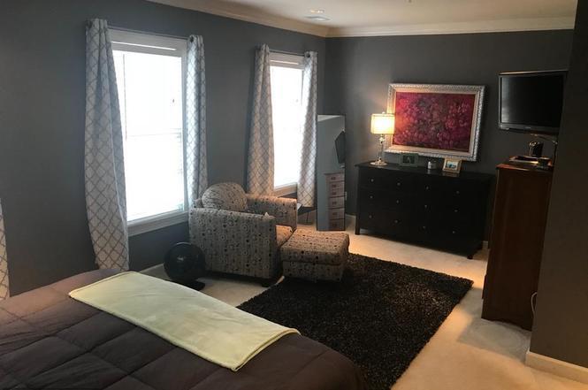 Michael Flynn bedroom