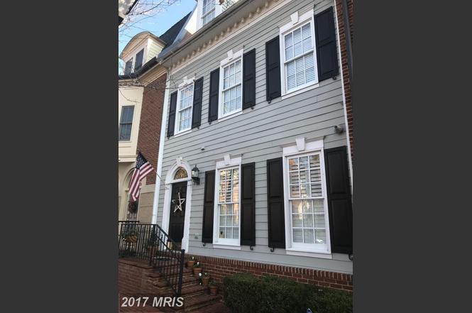Michael Flynn house front