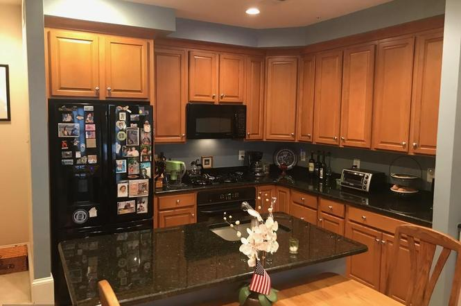 Michael Flynn kitchen