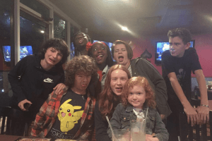 The Most Adorable Times the 'Stranger Things' Stars Proved They're Really Best Friends