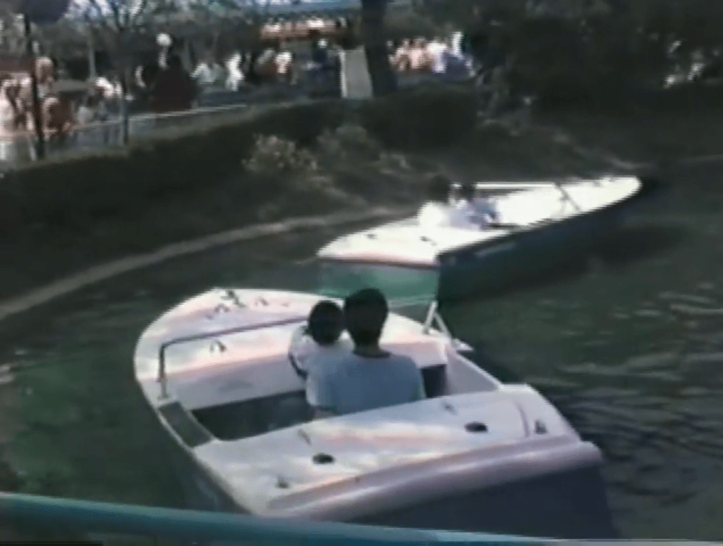 Motor Boat cruise disney