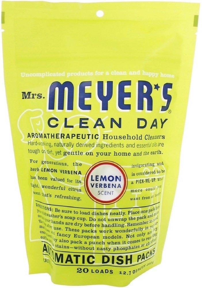 Mrs Meyers clean day detergent