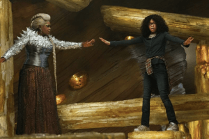 'A Wrinkle in Time' Is Stunning, but Has a Confusing Message