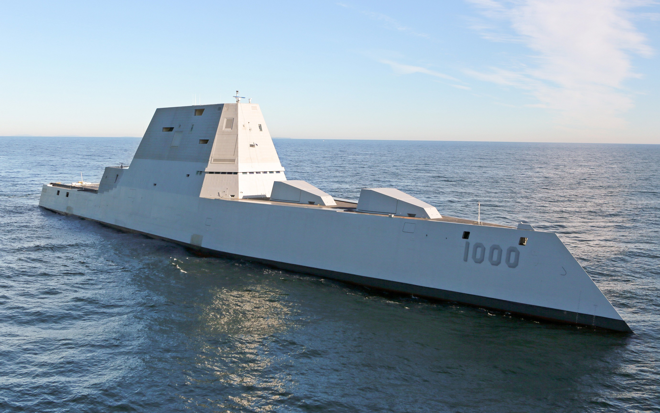 Navy's-USS-Zumwalt
