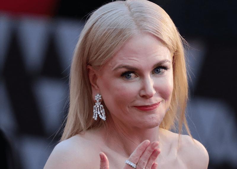 Nicole Kidman in 2018