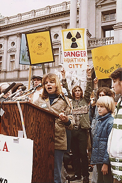 Nuclear protests harrisburg