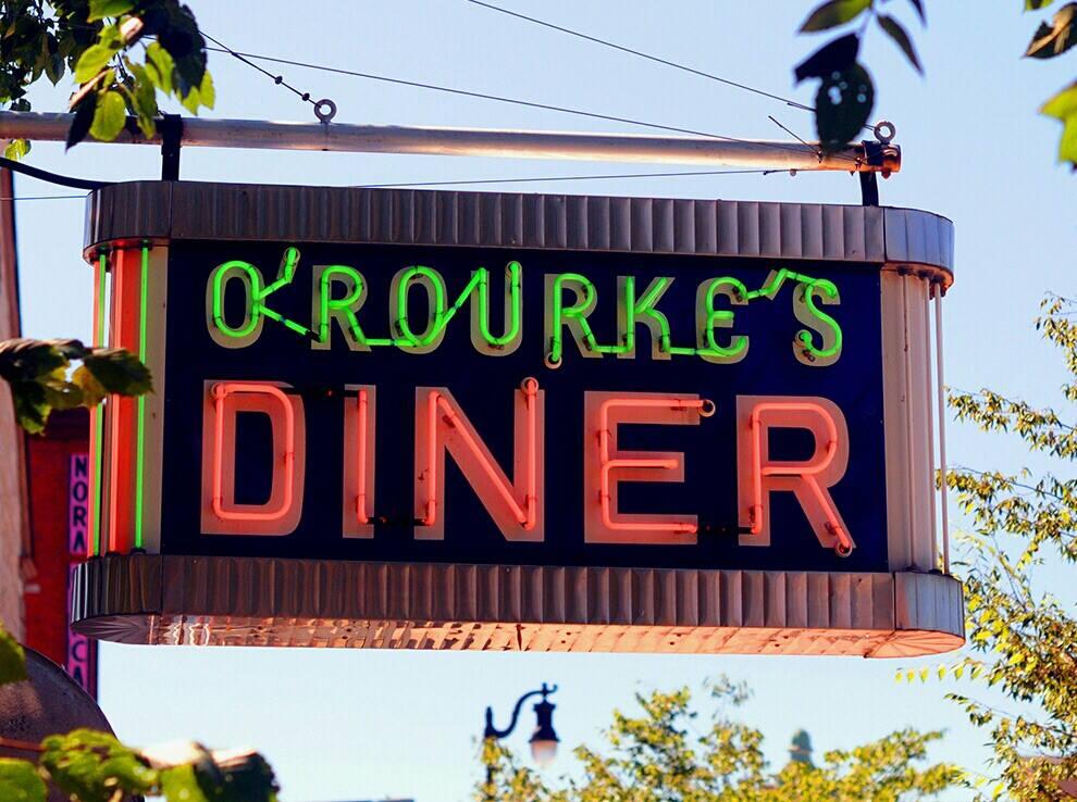 O Rourke's Diner
