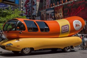 Keep Your Eyes Open for These Crazy Food-Themed Cars You Might See in Traffic