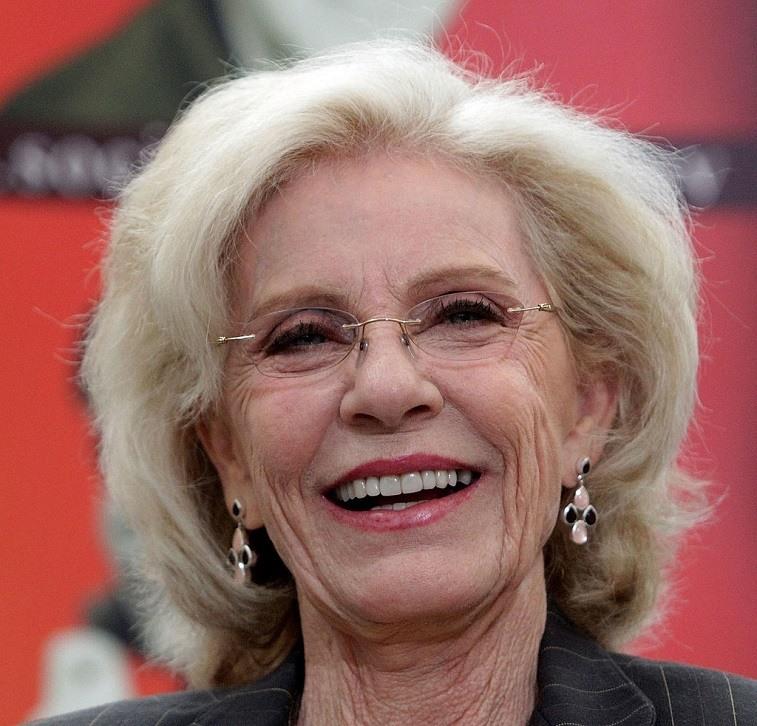 Actress Patty Duke