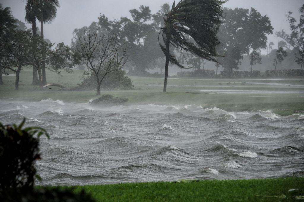 Hurricane Irma in Pembroke
