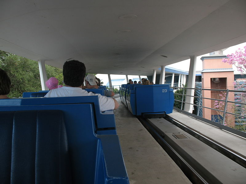 People mover disney