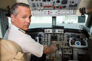 True or False: Most Airline Pilots Were in the Military