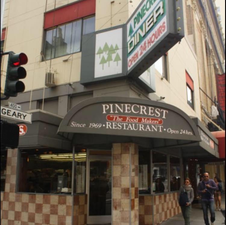 Pinecrest Diner