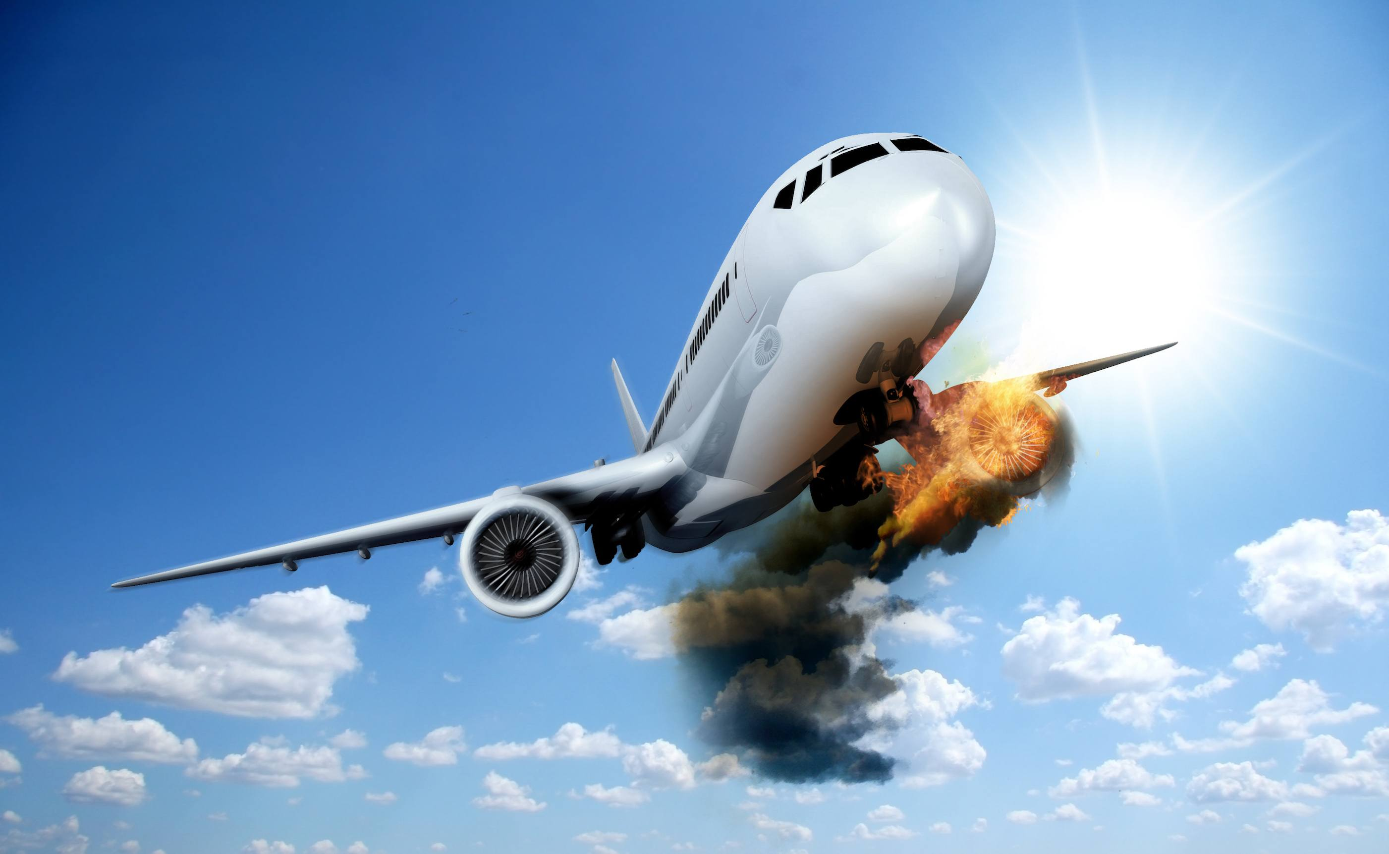 The Southwest Engine Explosion and Other Terrifying Airplane