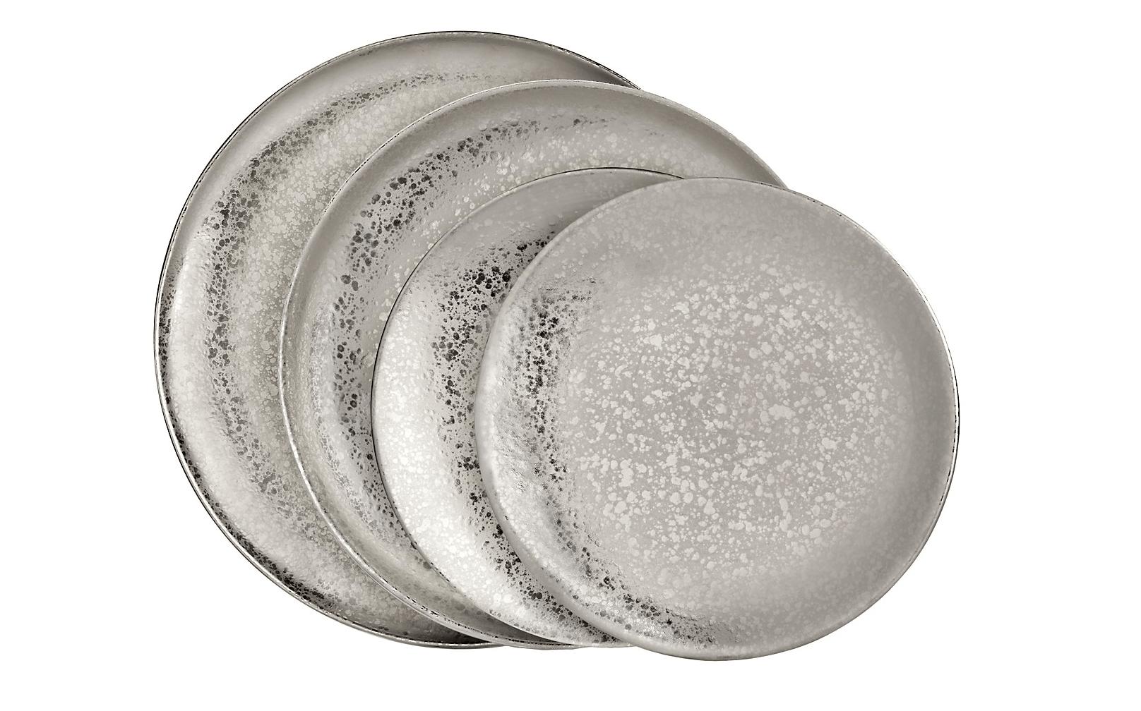 Platinum charger plates