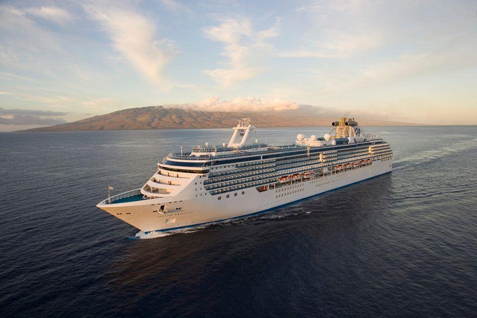 Princess Cruises hawaii
