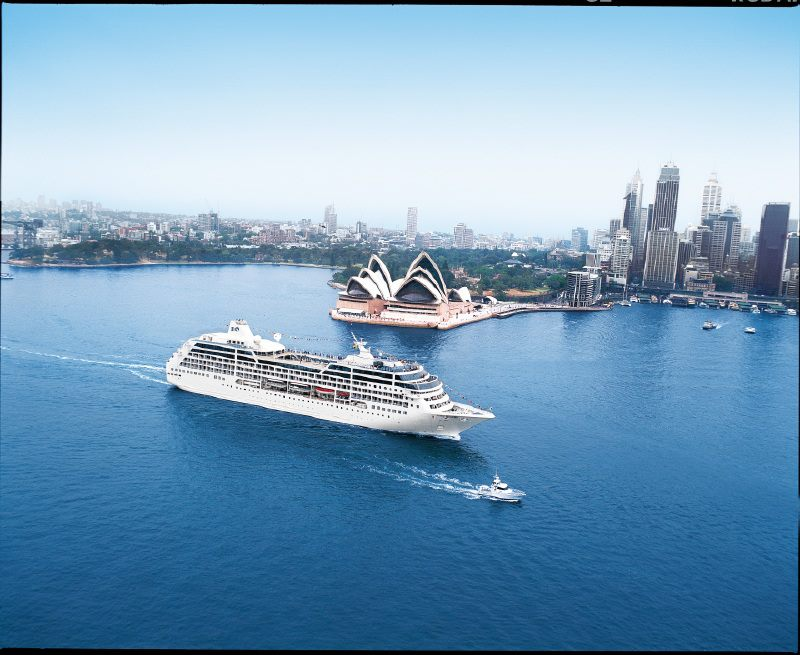 Princess cruises sydney