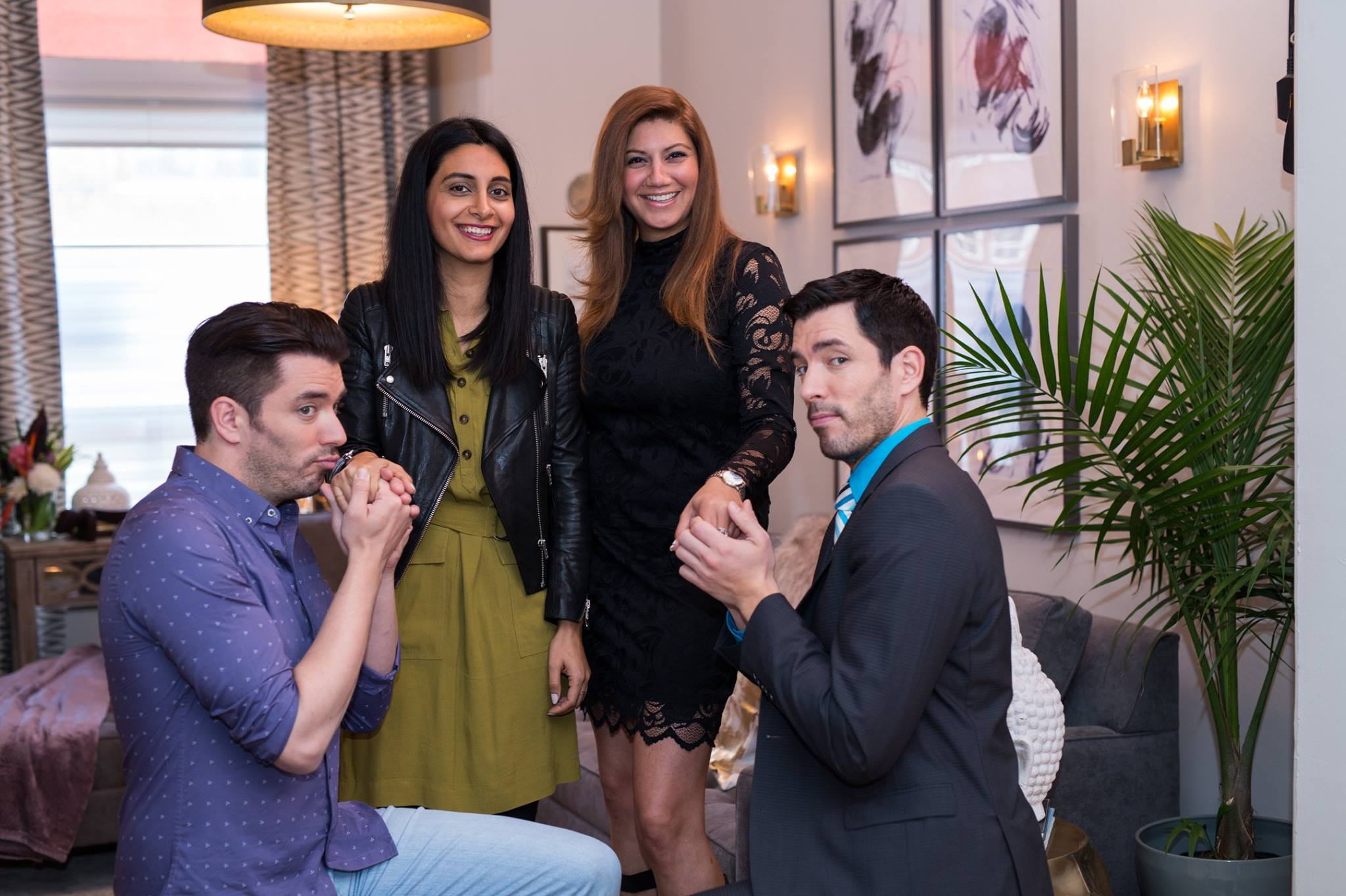 Property brothers clients mother daughter