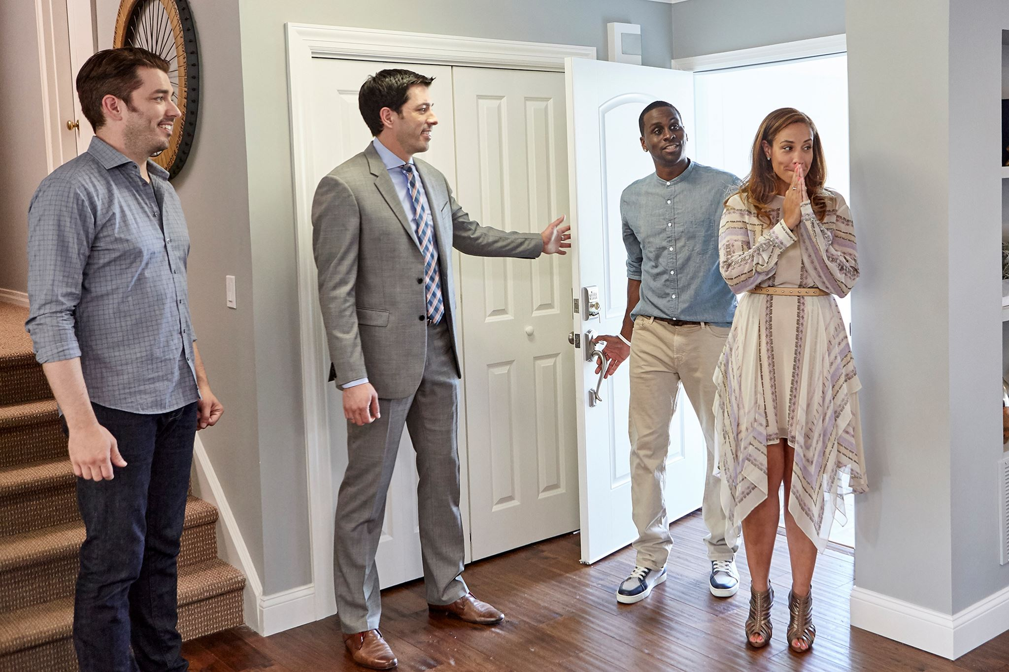 Property brothers couple reveal