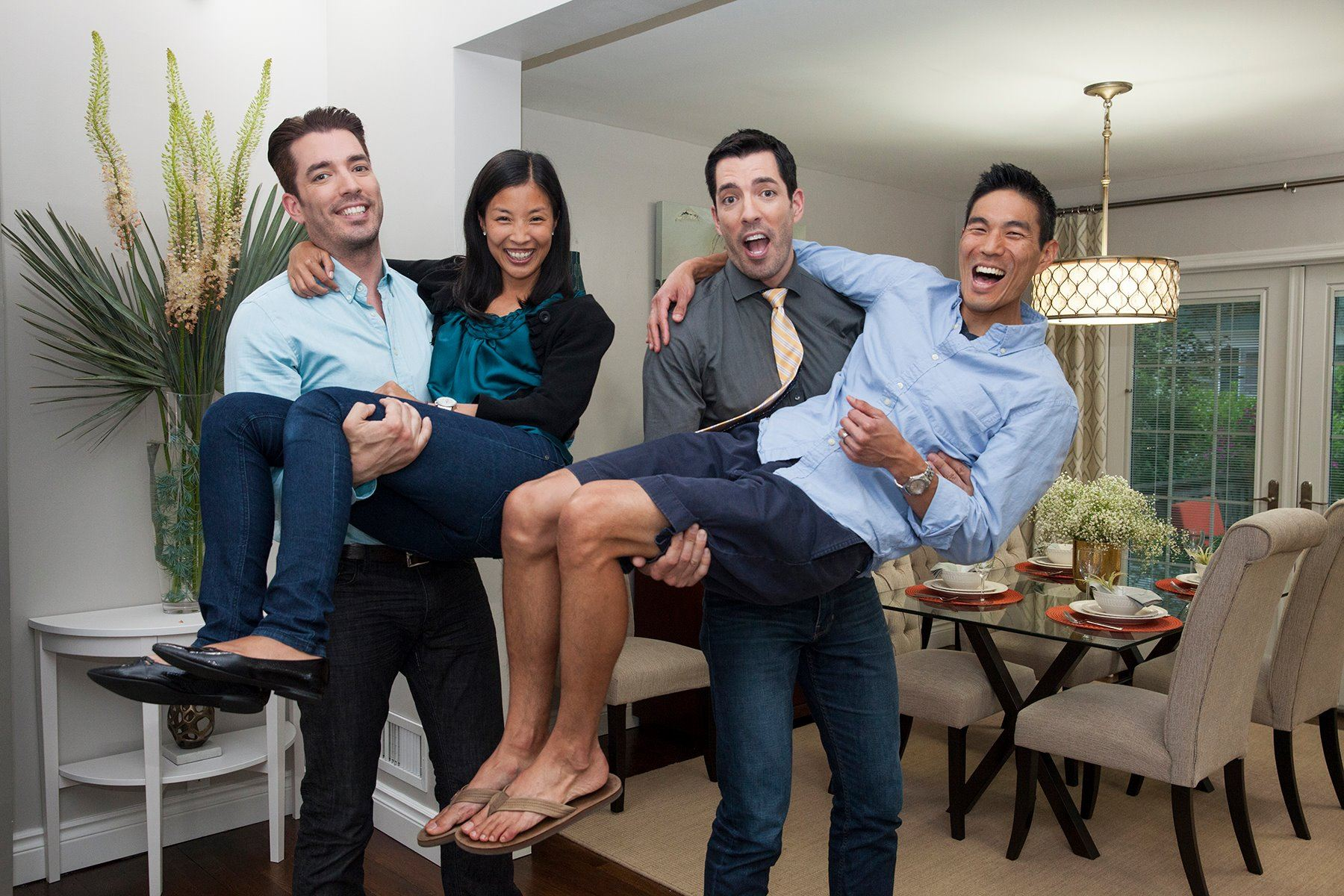 Property brothers goofy clients