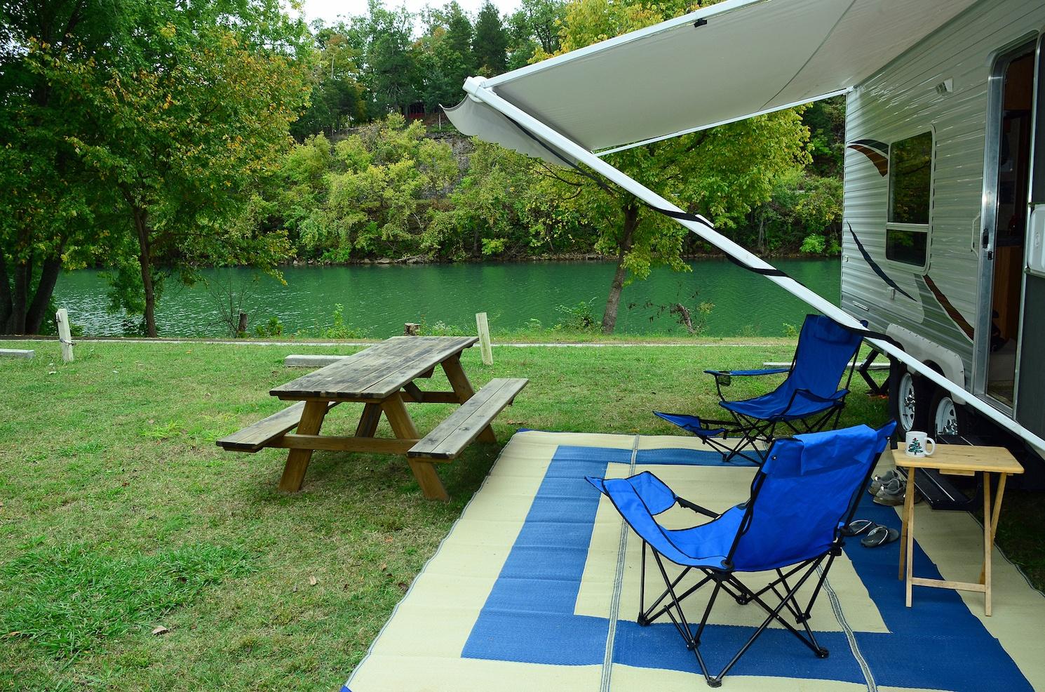 Riverside RV Campsite