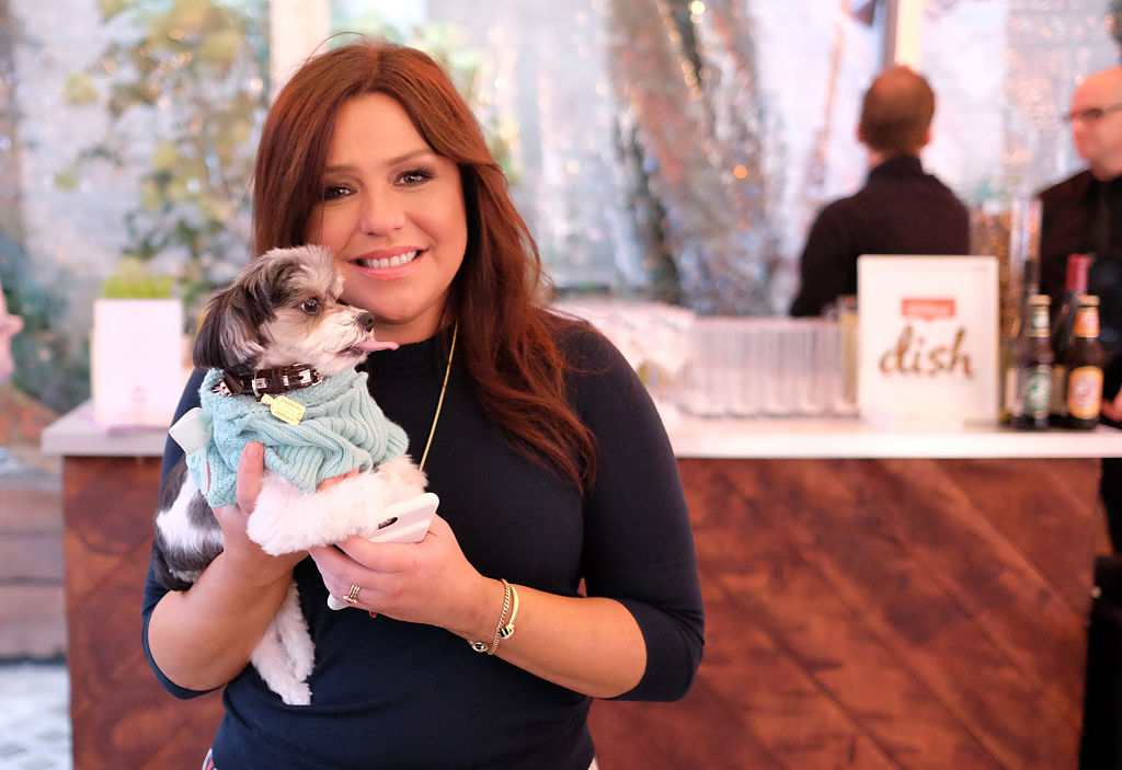 Rachael Ray Celebrates Launch of her Nutrish DISH with a Puppy Party