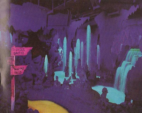 Rainbow Caverns Disney