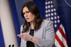 Here's How Sarah Huckabee Sanders Landed Her High-Profile Job at the Trump White House