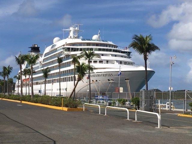 Seabourn carribean cruise