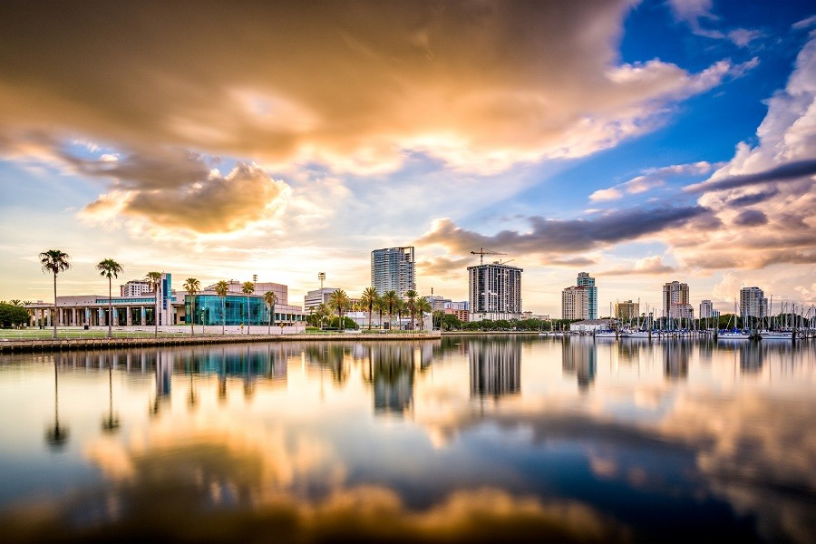 St. Petersburg, Florida,