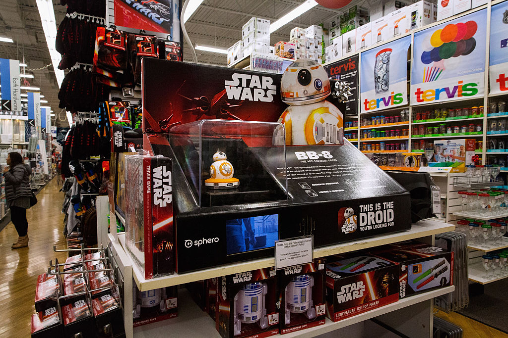 Star Wars Themed toys