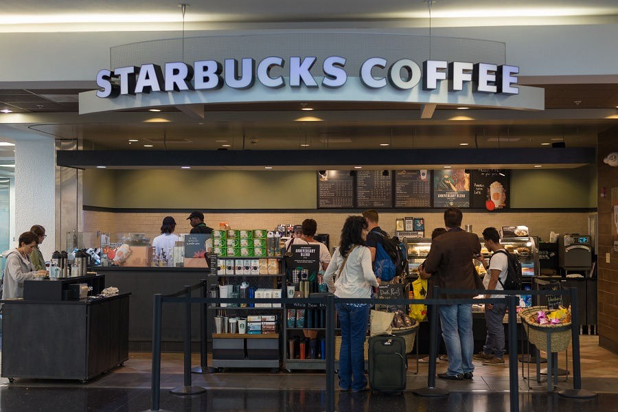 Starbucks Coffee store