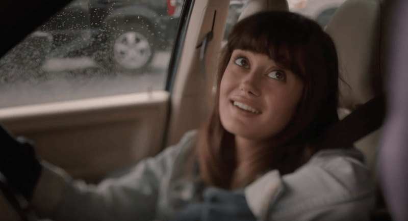 Ella Purnell on Sweetbitter