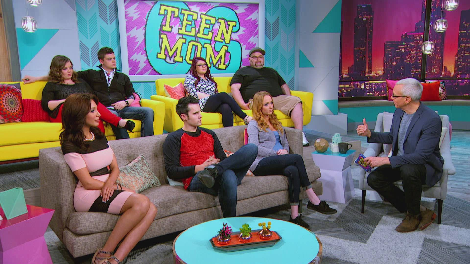 Teen mom reunion