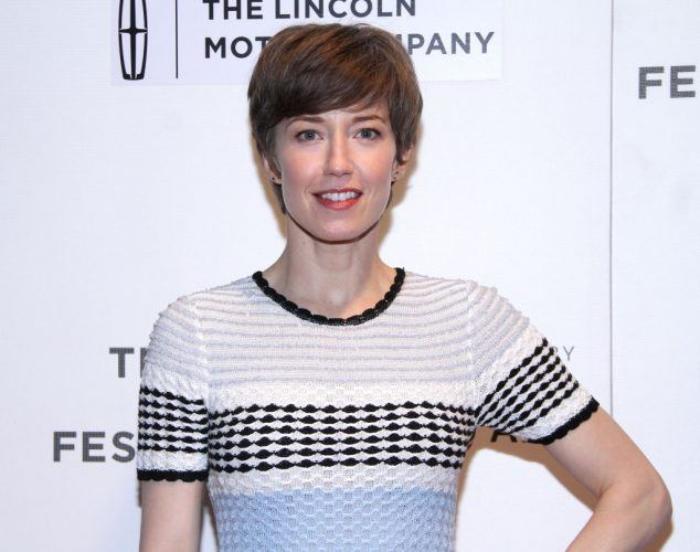 "Carrie Coon attends the ""The Lovers"" premiere at BMCC Tribeca PAC"