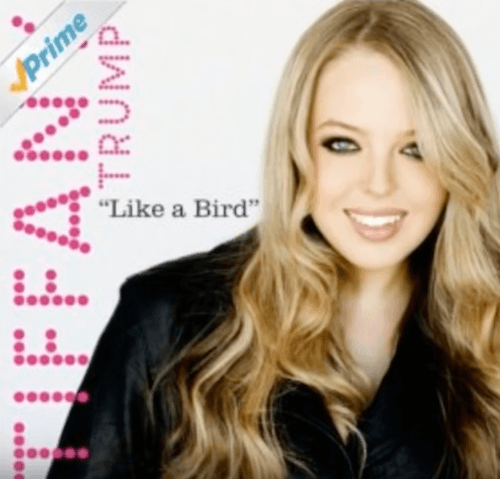 Tiffany Trump song