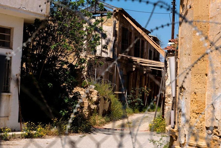 UN Buffer Zone Cyprus