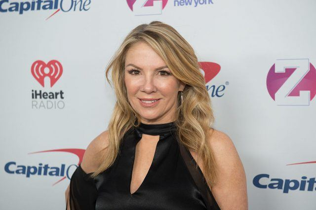 Ramona Singer poses on the red carpet