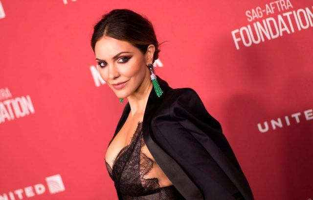 Actress Katharine McPhee attends the SAG-AFTRA Foundations Patron of the Artists Awards