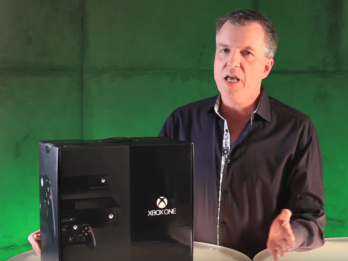 Unboxing Xbox