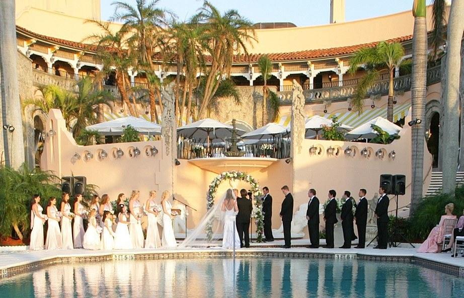 Donald Trump Jr. And Vanessa Trump Wedding Ceremony